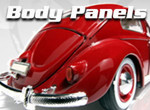 VW BODY & FLOOR PANELS