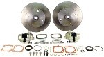 DISC BRAKES NON E-BRAKE For VW