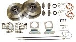 DISC BRAKE KITS WITH E-BRAKE For VW