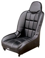 RACE-TRIM SUSPENSION SEATS