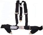 TIGER DELUXE SEAT BELTS