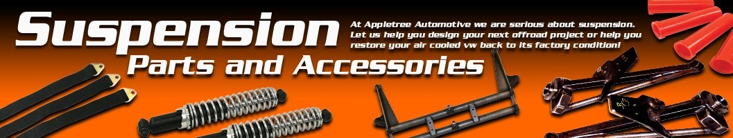 VW, Sand Rail & Dunebuggy Suspension Parts | AppleTreeAuto com