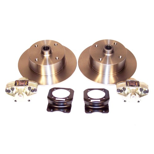 4 BOLT DISC BRAKE KIT