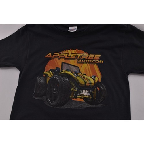 Appletree Beast Buggy T-Shirt, Extra Large