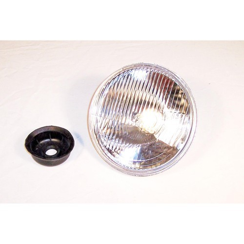 """7"""" H4 Halogen Headlight Bulb, Replacement For  3527"""