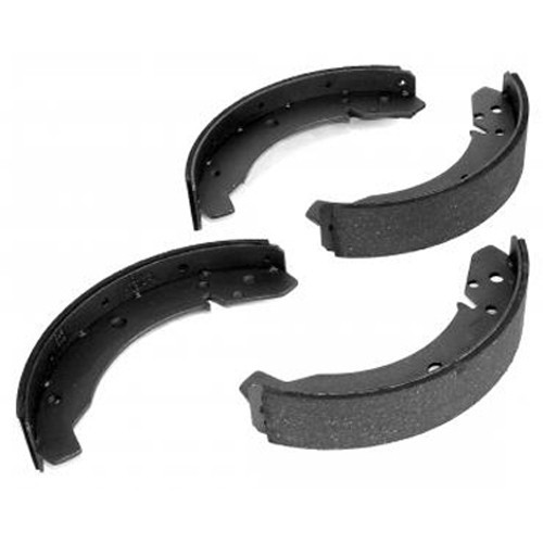 Rear Brake Shoes, For Irs, Beetle & Ghia 68-79