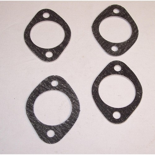 "Exhaust Gaskets, 1-5/8"" Paper, 4 Pack"