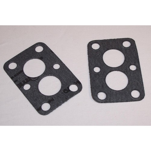 Base Gasket, For Holley Bugspray Carburetors, Pair