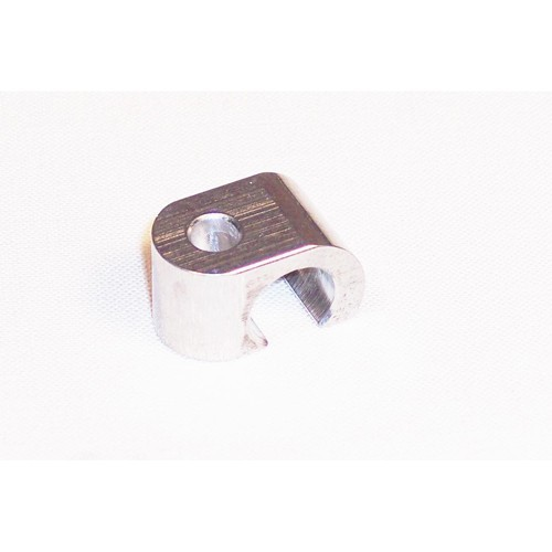 Half Clamp Cable Hold Down, For Push Pull Throttle Cables