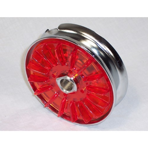 Generator Pulley Cover, Red