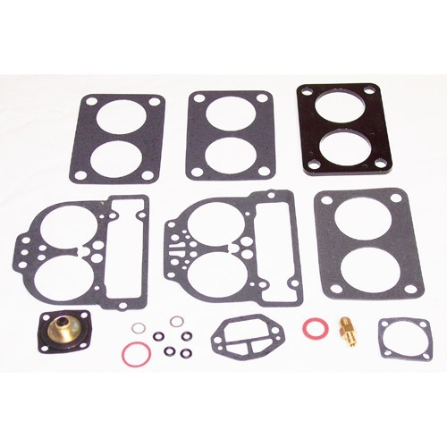 Carburetor Rebuild Kit, For 40DNCF Weber