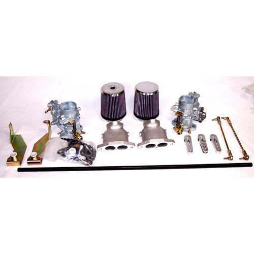 Dual 34 Ict Carburetor Kit, By Weber