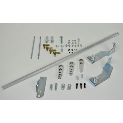 Dual Carb Linkage Kit, For 34 EPC & ICT Carbs, Hex Bar 26