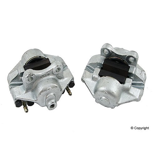 Universal Disc Brake Caliper, Fits Front or Rear VW, Premium