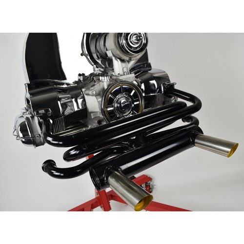 4 Tip Gt Exhaust, For Type 3 VW Engines, Raw