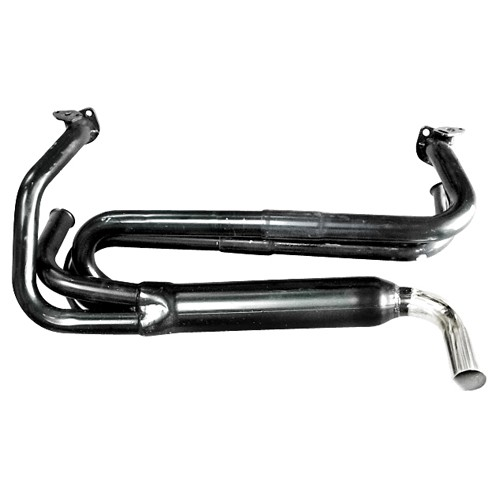 Economy Exhaust System, For Beetle & Bus Aircooled Engines