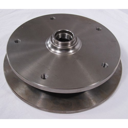 Brake Rotor, 5 On 205mm, For Drop Spindle Brake Kits