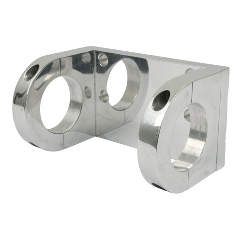 "Billet Mounting Plate, For 1-1/4"" Tube, Each"