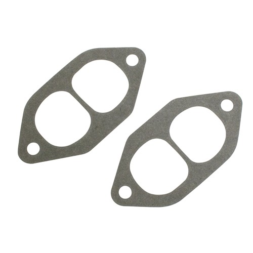 Match Ported Intake Gaskets, For Stage 1 GTV Heads, Pair