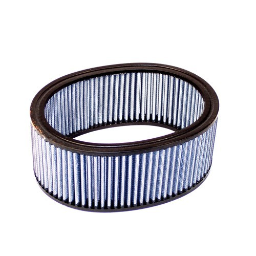 "Air Filter Element, 5.5"" X 9"" Oval, 3.5"" Tall, Gauze"