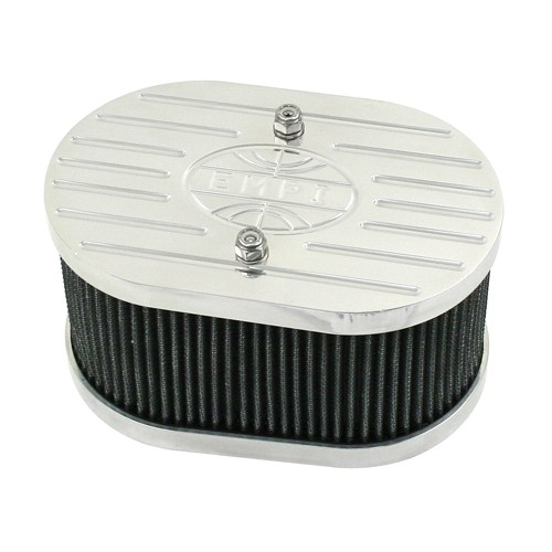 """Billet Air Cleaner Assembly, For IDF & HPMX, 3.5"""" Tall"""