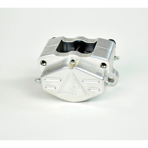 Billet Disc Brake Caliper, Left Or Right Side, 2 Piston.