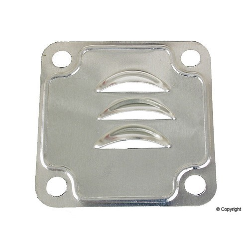 Oil Deflector Plate, For Alternator & Generator Stand, Each