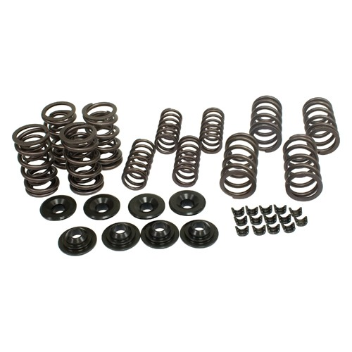 Dual Valve Spring Kit, For Aircooled VW, Complete Set
