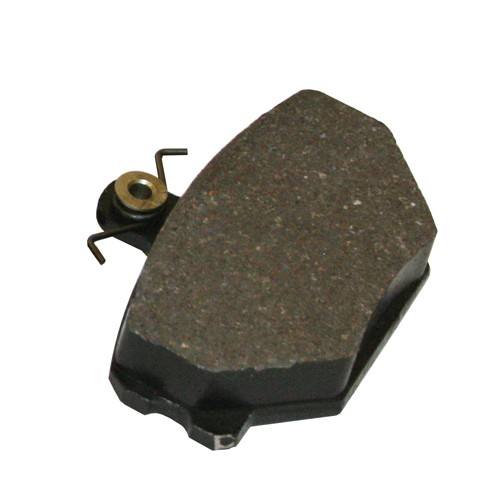 Brake Pad Set, For Part 22-2956-B & 22-2957-B Front Calipers