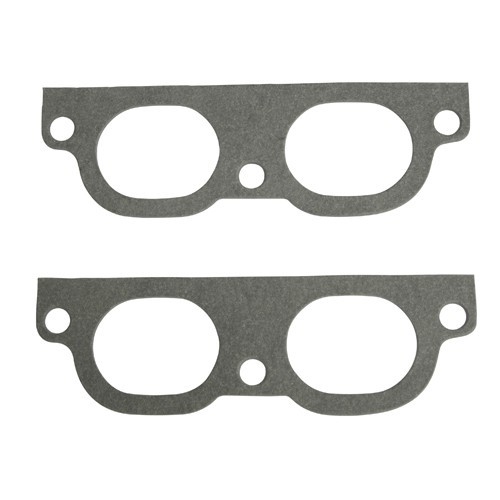 Intake Gaskets, For Bugpack Super Flo Heads, Pair