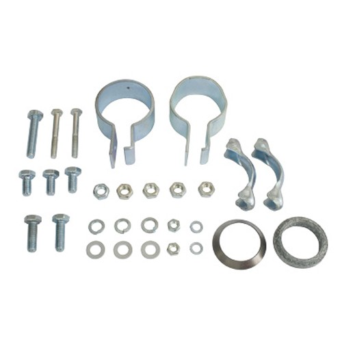 Damper Pipe Installation Kit, For Type 2 Bus 60-71