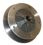 FRONT BRAKE ROTOR, BALL JOINT