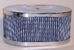 4.5 X 7 X 3.5 IDF AIR CLEANER Top & Bottom Tins Only