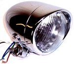 "4"" HEADLIGHT, 60/55 H4"