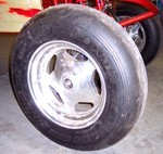 6.8 EXTREME SAND TIRE