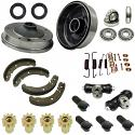 FRONT BRAKE REBUILD KIT for Beetle 1965 Only
