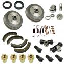 FRONT BRAKE REBUILD KIT, Beetle 68-77, Ball Joint Beam