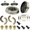 REAR BRAKE REBUILD KIT 58-64