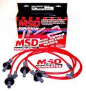 MSD 8.5MM SPARK PLUG WIRES, For Type 1 VW
