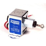 Electric Fuel Pump, Inline 1 To 3 LB Pressure