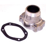 "Progressive Carb Adapter, To 2-5/8"" Inlet"