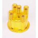 Distributor Cap, For 009 Yellow