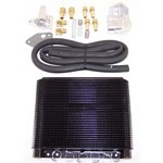 Oil Cooler Kit, 72 Plate Mesa Style