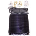 Oil Cooler Kit, 96 Plate Mesa Style