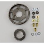 Straight Cut Cam Gear Kit, Steel Gears, Fits VW Adjustable