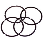 """Cylinder Shim Set, Fits, 90.5 & 92mm, .090"""" Thick, 4 Pc"""