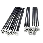 8Mm Head Stud Set, Stock Length, Chromoly