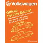 Bentley Repair Manual, Type 1 VW 70-79