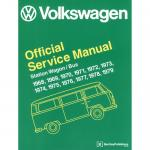Bentley Repair Manual, Type 2 Bus 68-79