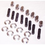 14mm Stud Kit, For Aluminum Rims, Does 2 Rims